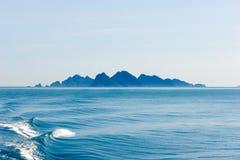 Alaska landscape Royalty Free Stock Photo