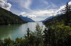 Alaska landscape Stock Images