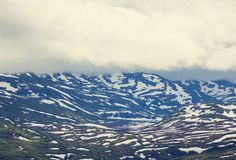 Alaska landscapes Royalty Free Stock Image