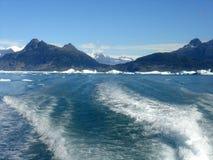 Alaska - landschap Stock Foto