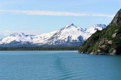 alaska landskap Fotografering för Bildbyråer