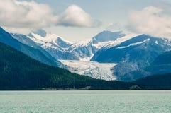 Alaska landskap Royaltyfria Bilder