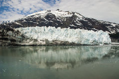 Alaska - Margerie Glacier. USA - Alaska - Margerie Glacier - Glacier Bay National Park and Preserve Royalty Free Stock Photography