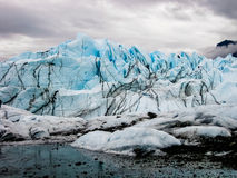 Alaska Matanuska Glacier stock photos