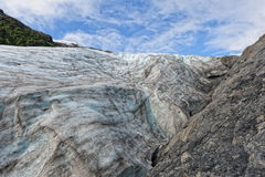 Alaska Mendenhall Glacier View Royalty Free Stock Photos