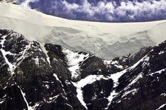Alaska, montanhas altas Fotografia de Stock Royalty Free