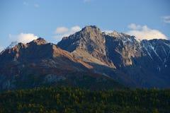 Alaska mountain Stock Image