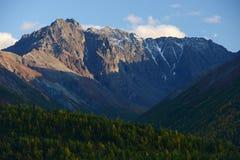 Alaska mountain Stock Photography