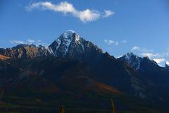 Alaska mountain Royalty Free Stock Photos