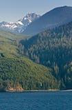 alaska mountains Стоковая Фотография RF
