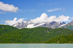 Free Alaska Mountains Of Lake Clark National Park Royalty Free Stock Photography - 28151227