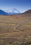 Alaska, Mt McKinley Stockfotografie
