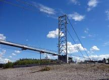 The alaska pipeline Royalty Free Stock Photos