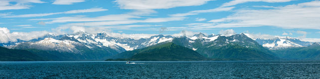 Alaska Prince William Sound landscape Stock Photo