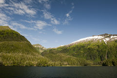 Alaska Prince William Sound Royalty Free Stock Photography