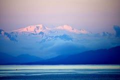 Alaska que sorprende Fotos de archivo libres de regalías