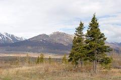 Alaska range Stock Image