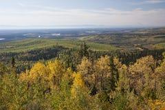 Alaska Range in Denali Royalty Free Stock Photo