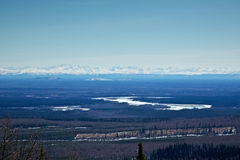 Alaska Range Stock Photos