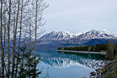 Alaska Reflections Royalty Free Stock Photography