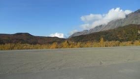 Alaska Roadtrip Royalty Free Stock Photography