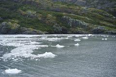 Alaska Rocky Beach Imagen de archivo libre de regalías