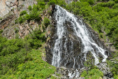 Alaska's Bridal Veil Falls Stock Photos