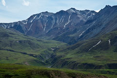 Alaska's Denali National Park Royalty Free Stock Photo