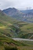 Alaska's Denali National Park Royalty Free Stock Photography
