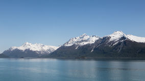 Alaska's Glacier Bay Royalty Free Stock Photos
