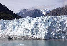 Alaska-` s Gletscher-Landschaft Lizenzfreies Stockbild
