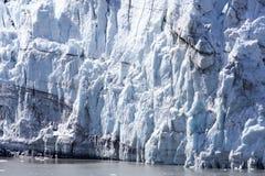 Alaska ` s lodowa zakończenia widok obraz stock