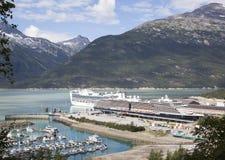 Alaska`s Marina And Port Stock Photos