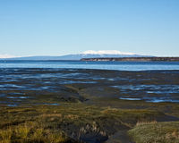 Alaska's Mount Susitna Royalty Free Stock Photography