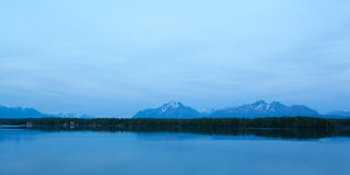 Alaska's Mountains Royalty Free Stock Photography