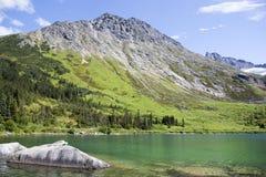 Alaska`s Upper Dewey Lake Stock Photos
