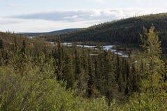 Alaska's Wilderness Stock Images