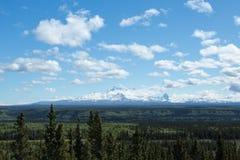 Alaska's Wrangell St. Elias National Park and Preserve Stock Photo