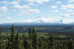 Alaska's Wrangell St. Elias Royalty Free Stock Photography