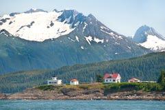 Alaska scenery Royalty Free Stock Photos
