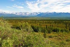 Alaska Scenery Stock Images