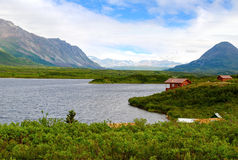 Alaska Scenery royalty free stock images