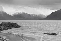 Alaska Scenic Landscape Stock Photos