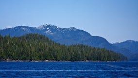 alaska southeast royaltyfria bilder
