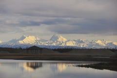 Alaska spänner Arkivbilder