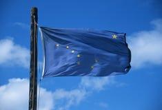Alaska stan Flaga Zdjęcie Royalty Free