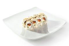 Alaska Sushi Roll Stock Images