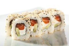Alaska Sushi Roll Stock Photos