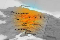 Alaska - U S A zdjęcia royalty free