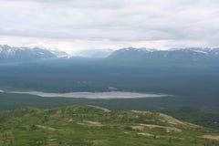 Alaska utomhus arkivbild